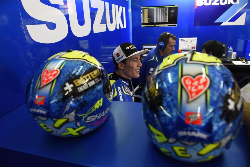 MotoGP 2015, Team Suzuki, test IRTA Sepang 2015