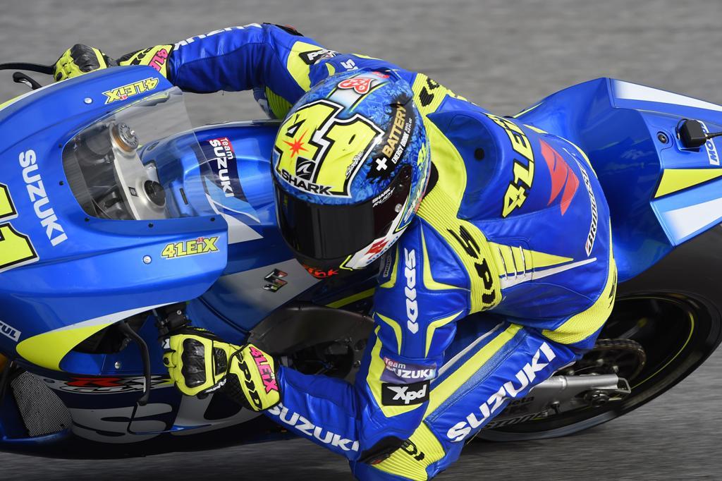 MotoGP 2015, test IRTA Sepang, Aleix Espargaro