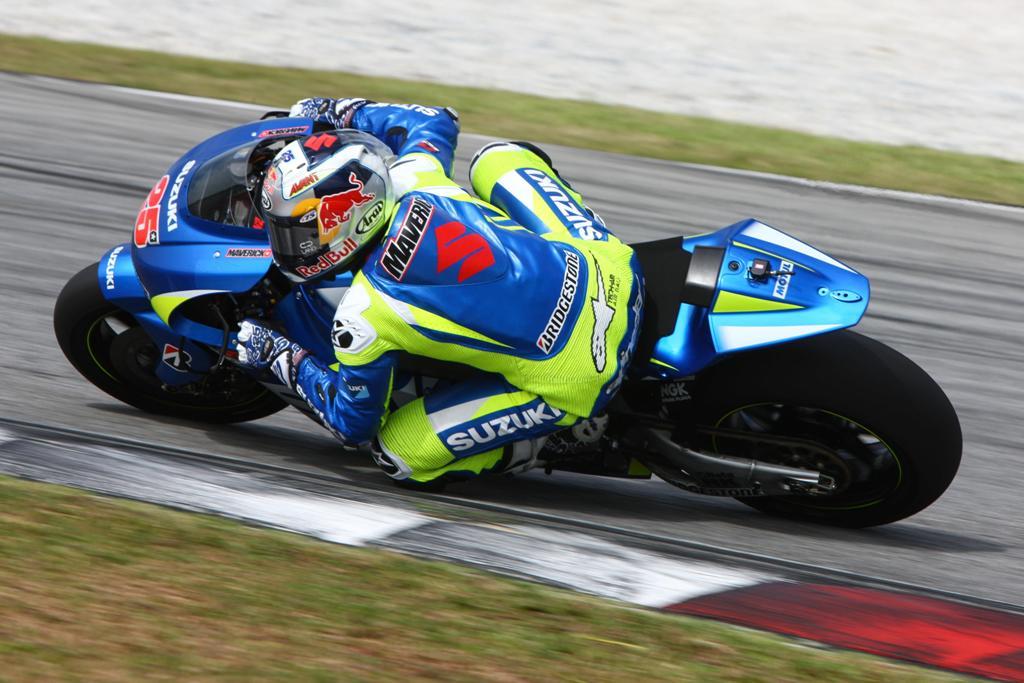 MotoGP 2015, Maverick Vinales cerca il proprio stile di guida sulla MotoGP