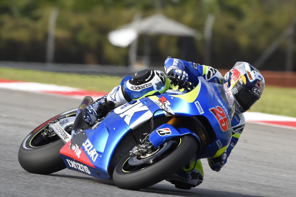 MotoGP 2015, test IRTA Sepang, Maverick Vinales