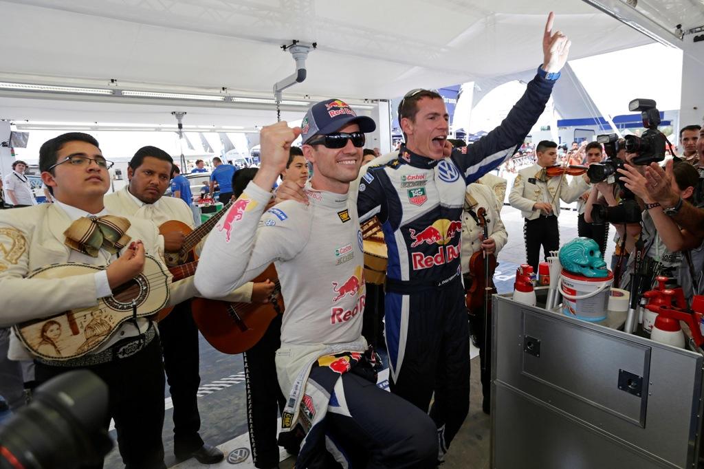 WRC 2015, trionfo VW anche in Messico, la stagione è iniziata alla grande per VW