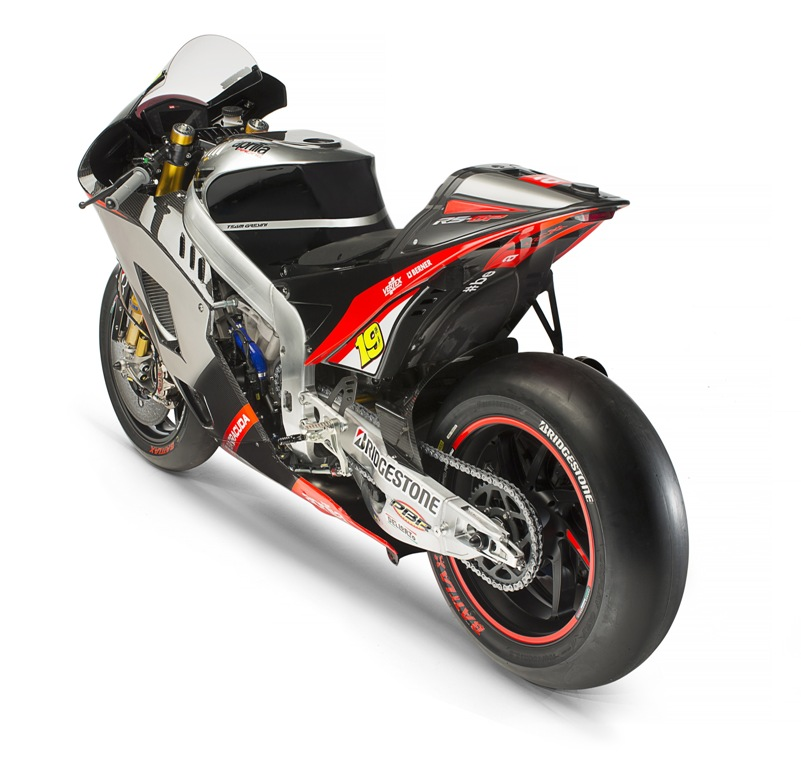 MotoGP 2015, Aprilia, dopo le ART Aprilia nel 2016 arriverà con la propria GP