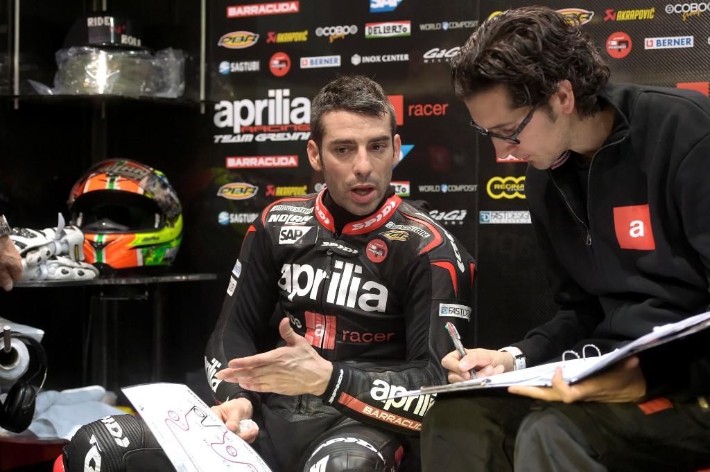 MotoGP 2015, Marco Melandri, Losail test day2