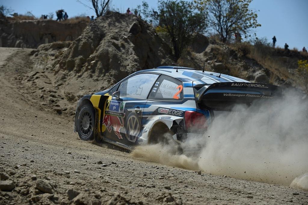 WRC 2015, tappa messicana e vittoria del duo Ogier/Ingrassia