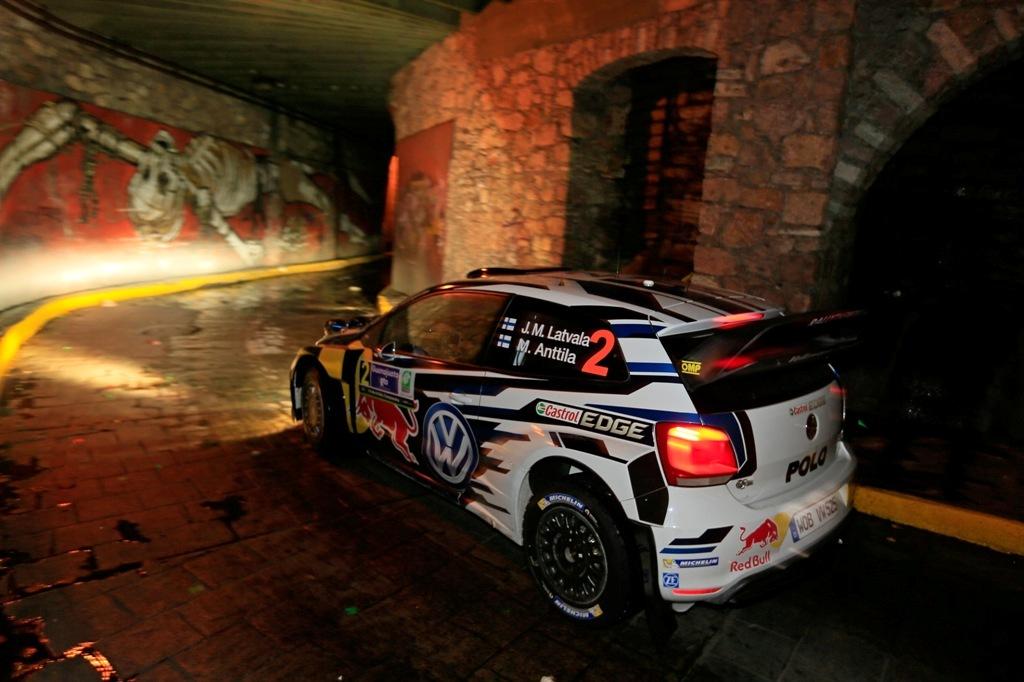 WRC 2015 Rally del Messico, Polo R WRC