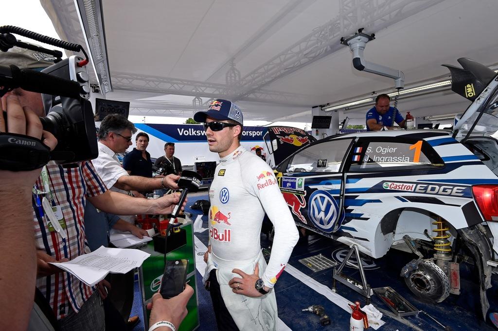WRC 2015, Ogier/Ingrassia, altra vittoria in Messico, la numero 3