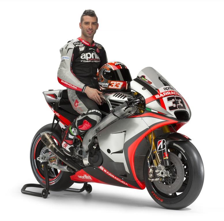 MotoGP 2015, Aprilia, Marco Melandri sta ultimando la nuova fase di apprendistato con la GP