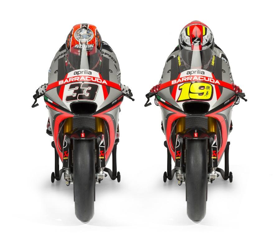 Aprilia, MotoGP, la sfida riguarderà soprattutto la coppia Melandri/Bautista