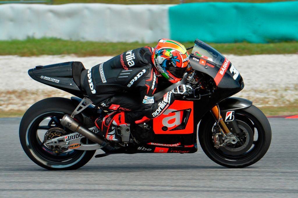 MotoGP 2015, Aprilia Gresini, Marco Melandri