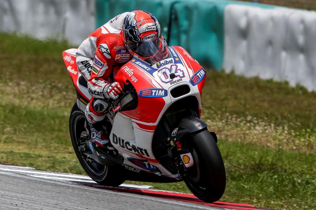 MotoGP 2015, Andrea Dovizioso e la GP15