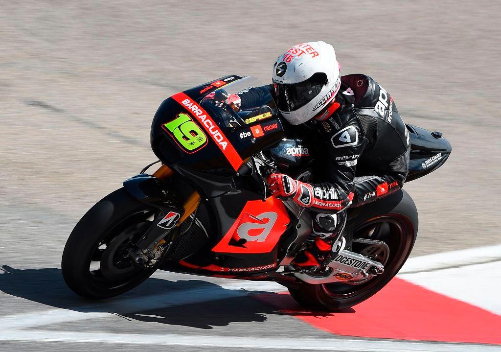 MotoGP 2015, Aprilia Gresini, Alvaro Bautista