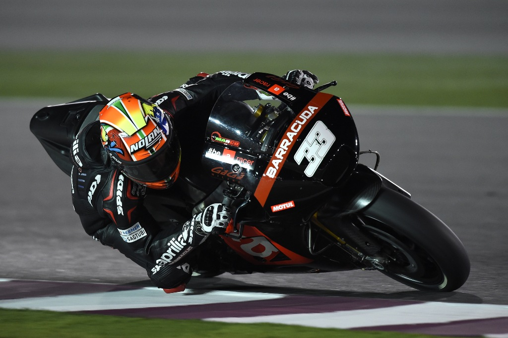 MotoGP 2015, Marco Melandri nei test in Qatar