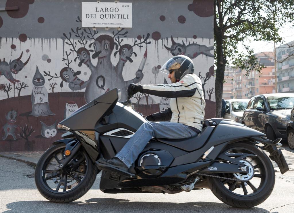 Honda Vultus, 55 CV per godersi la città ed i tratti extraurbani a basso costo
