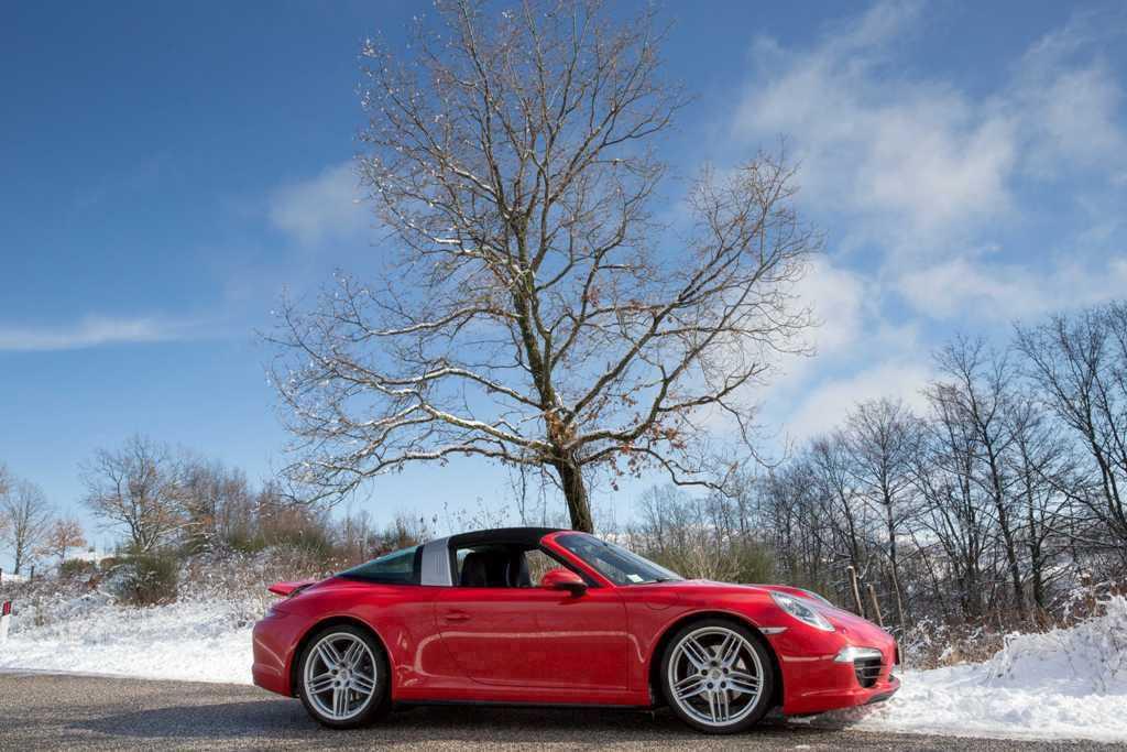 Porsche Targa 4, 350 Cv per il boxer sei cilindri