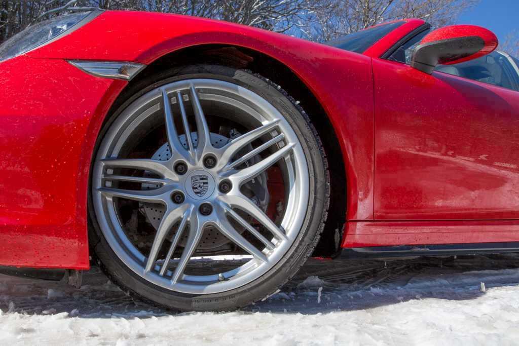 """Porsche 911 Targa 4, i nuovi cerchi da 19"""""""