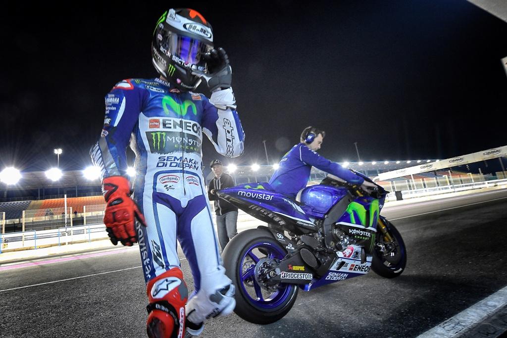 MotoGP 2015, Jorge Lorenzo Yamaha M1 2015