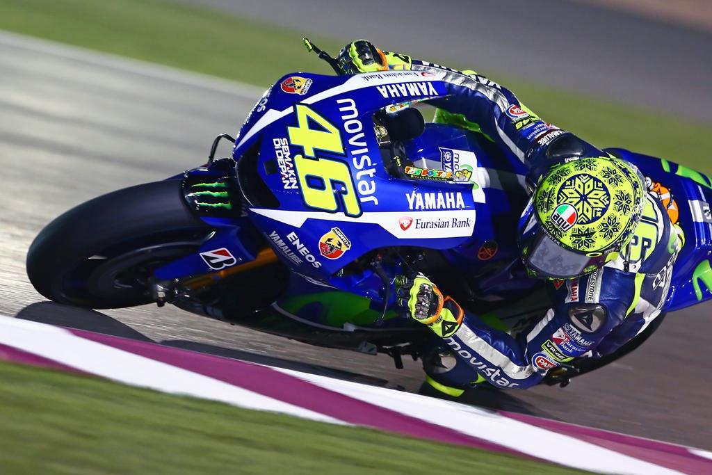 MotoGP 2015, Valentino Rossi sa che sarà una stagione intensa...