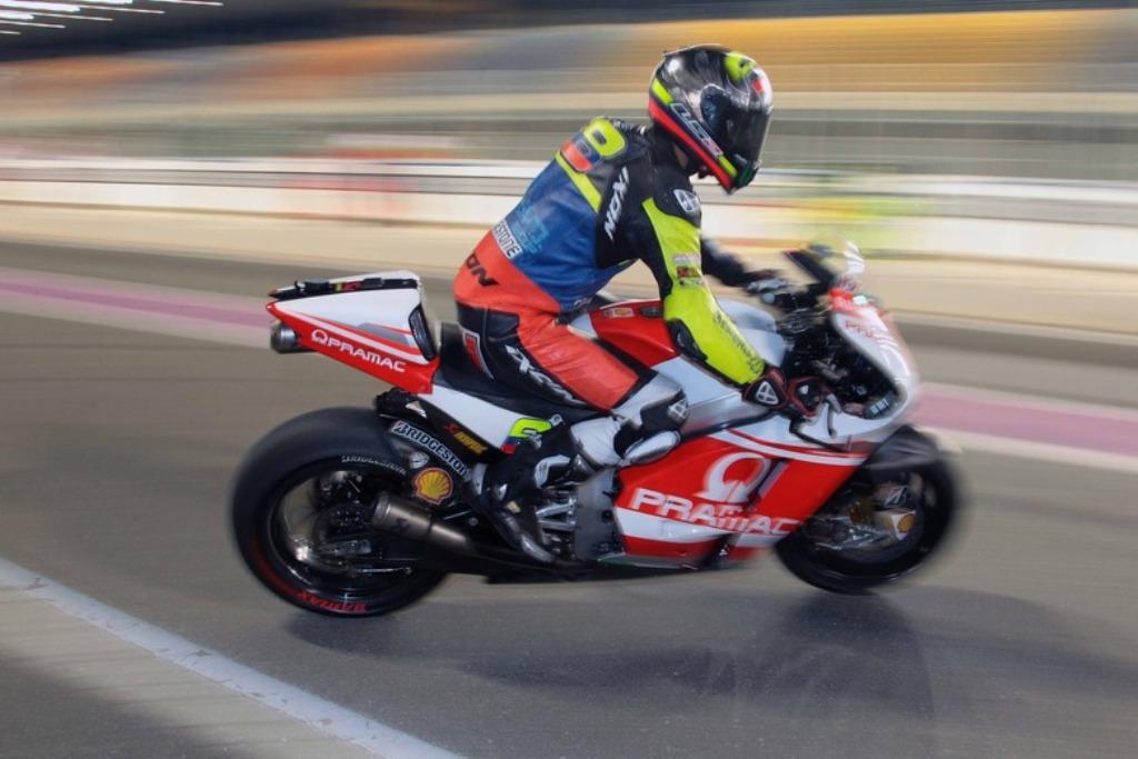 MotoGP test Qatar, marzo, Danilo Petrucci-Pramac Racing