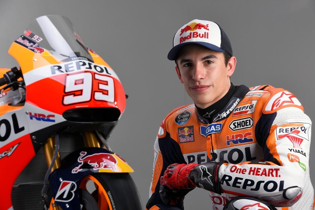 MotoGP 2015, Marc Marquez, una nuova sfida per lui a caccia del terzo titolo