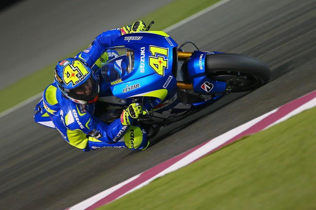 MotoGP 2015 test Qatar, Aleix Espargaro