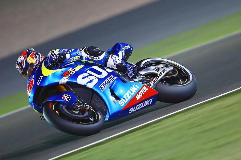 MotoGP 2015, Maverik Vinales, 11° tempo a fine giornata