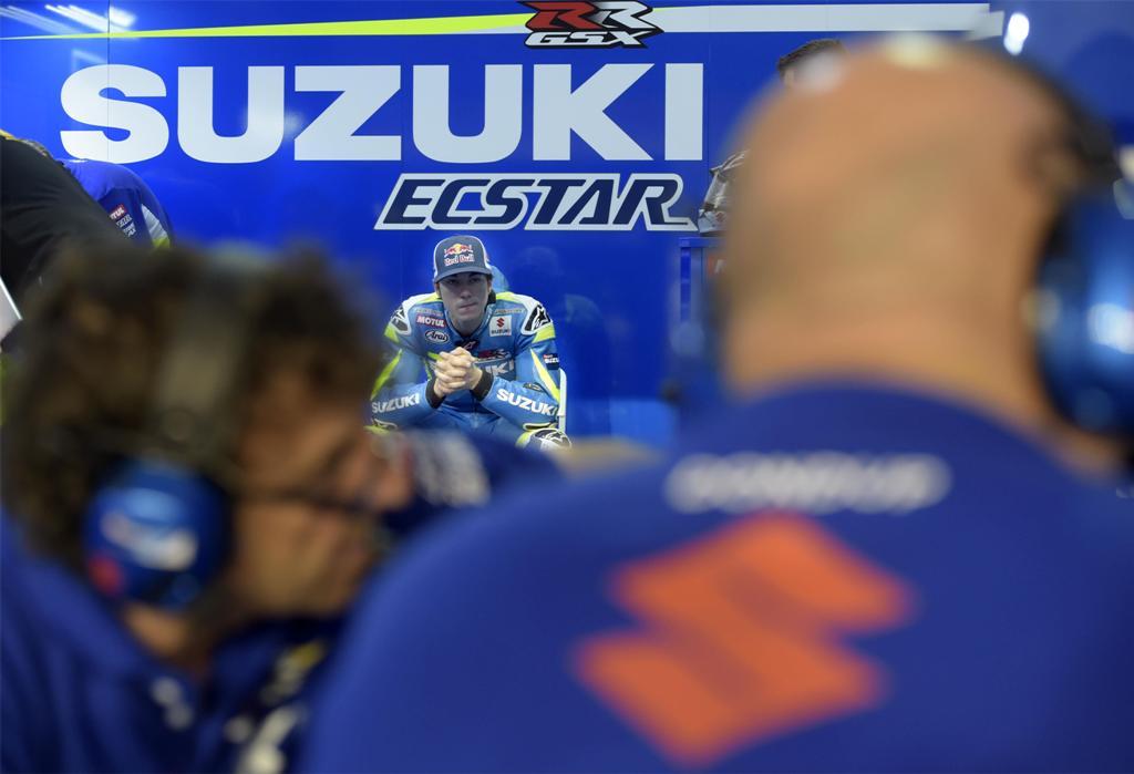MotoGP 2015, Losail, Maverik Vinales/Suzuki