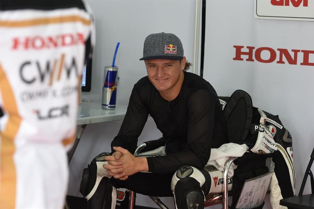 MotoGP 2015, Jack Miller LCR Honda