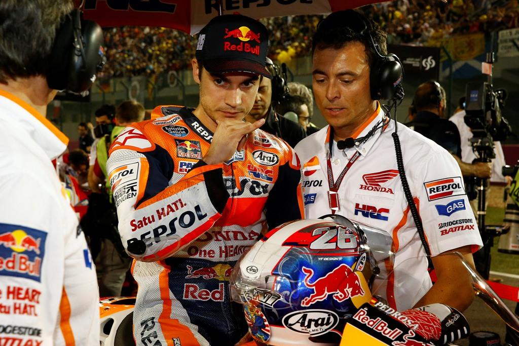 MotoGP Qatar 2015, Dani Pedrosa tornerà in sella tra 4 o 6 settimane...
