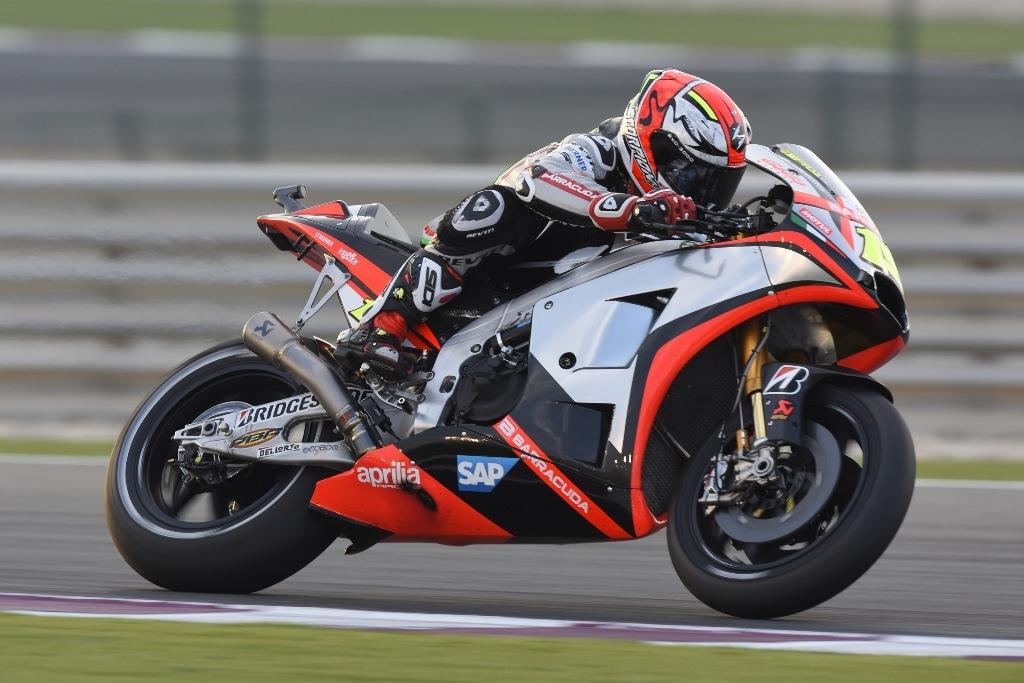 MotoGP 2015, Alvaro Bautista Aprilia RS-GP
