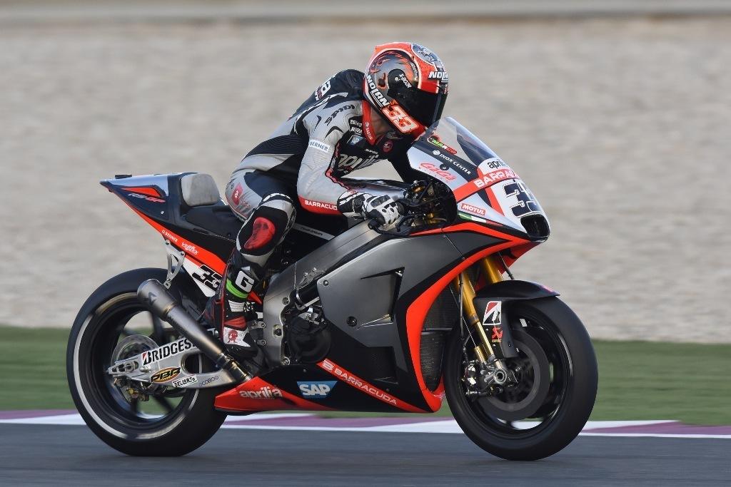 MotoGP 2015, Marco Melandri, Aprilia Racing