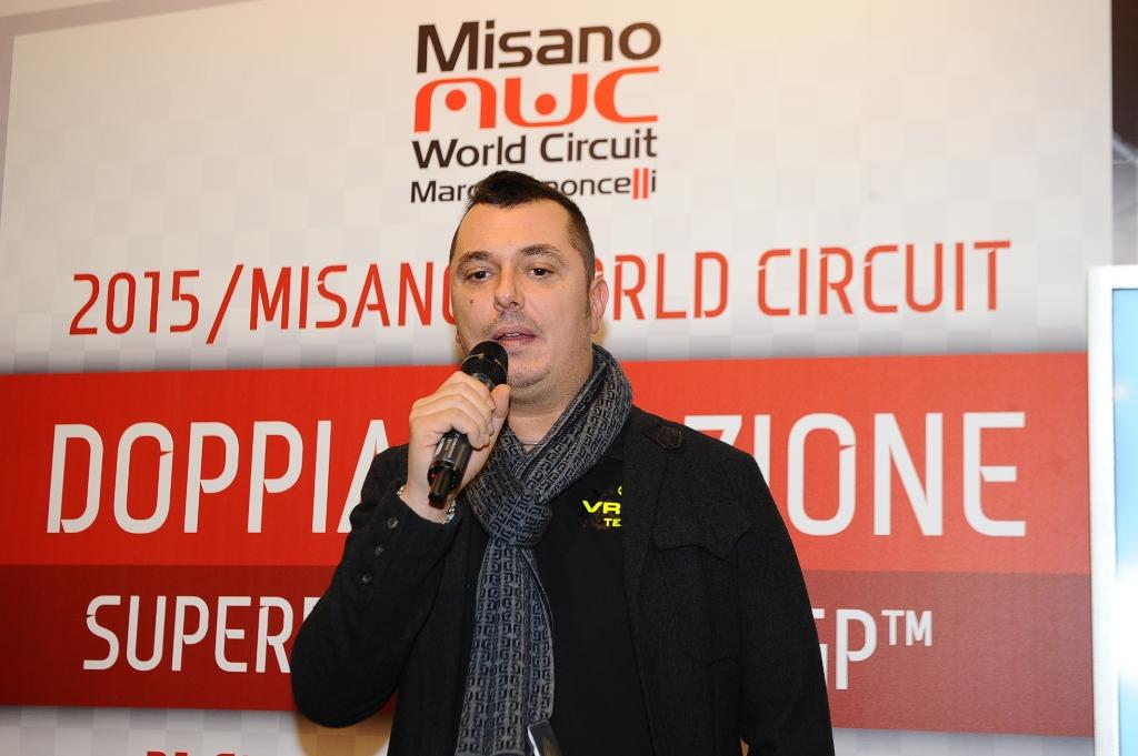 VR46 2014, Alessio Salucci annuncia la collaborazione con MWC