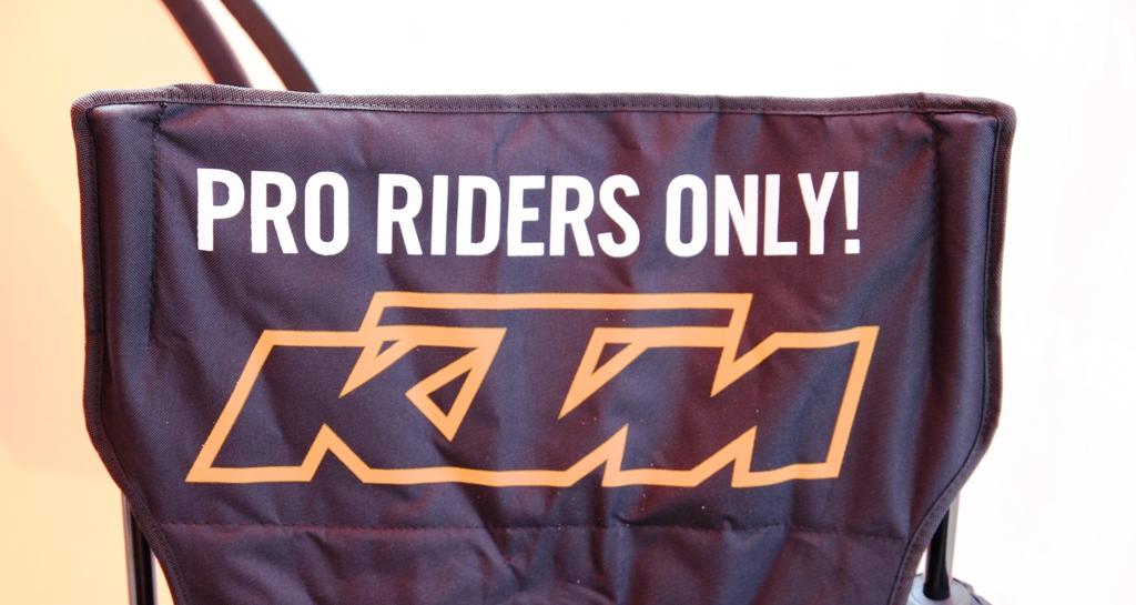 CIV 2015, KTM