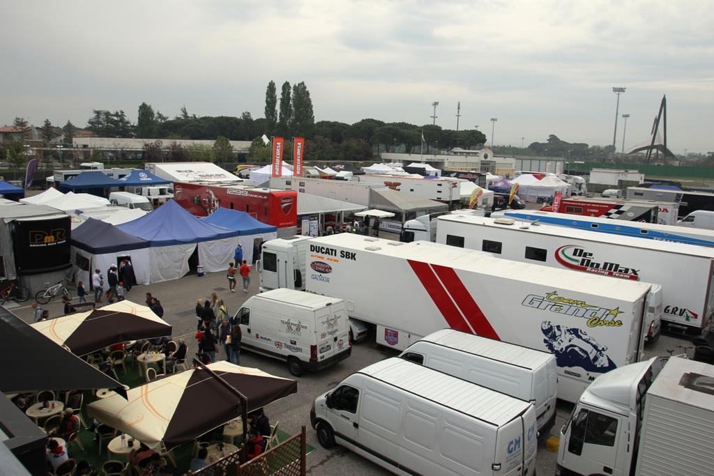 CIV 2015, Trofeo KTM Round 1 Misano