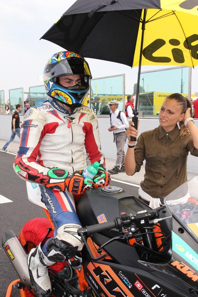 CIV 2015, schieramento per il nostro pilota Paolo Arioni
