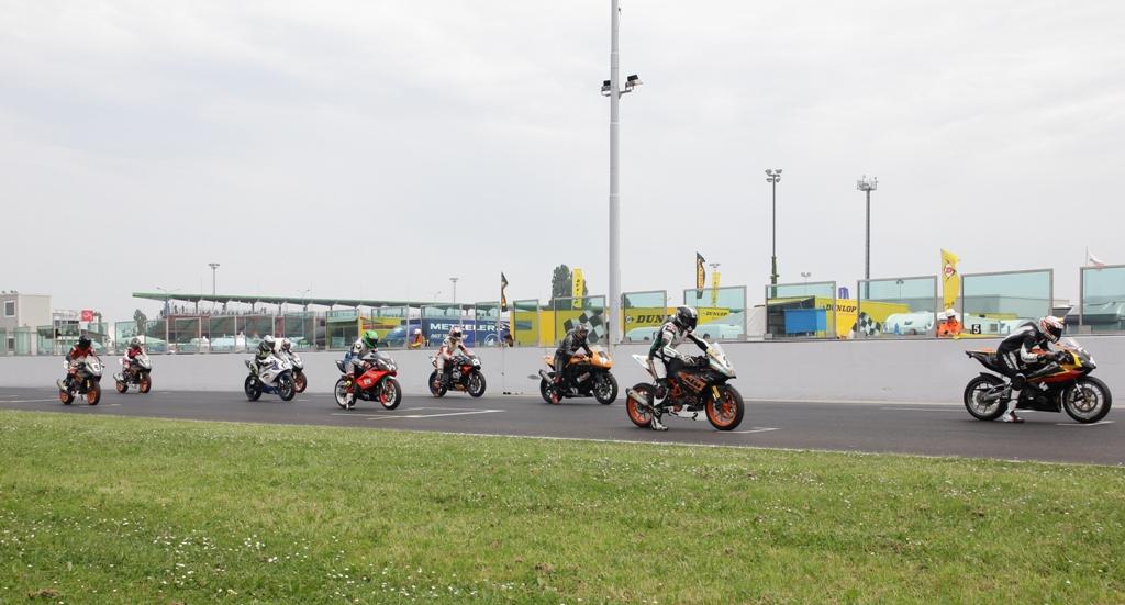 CIV 2015, la partenza della SP
