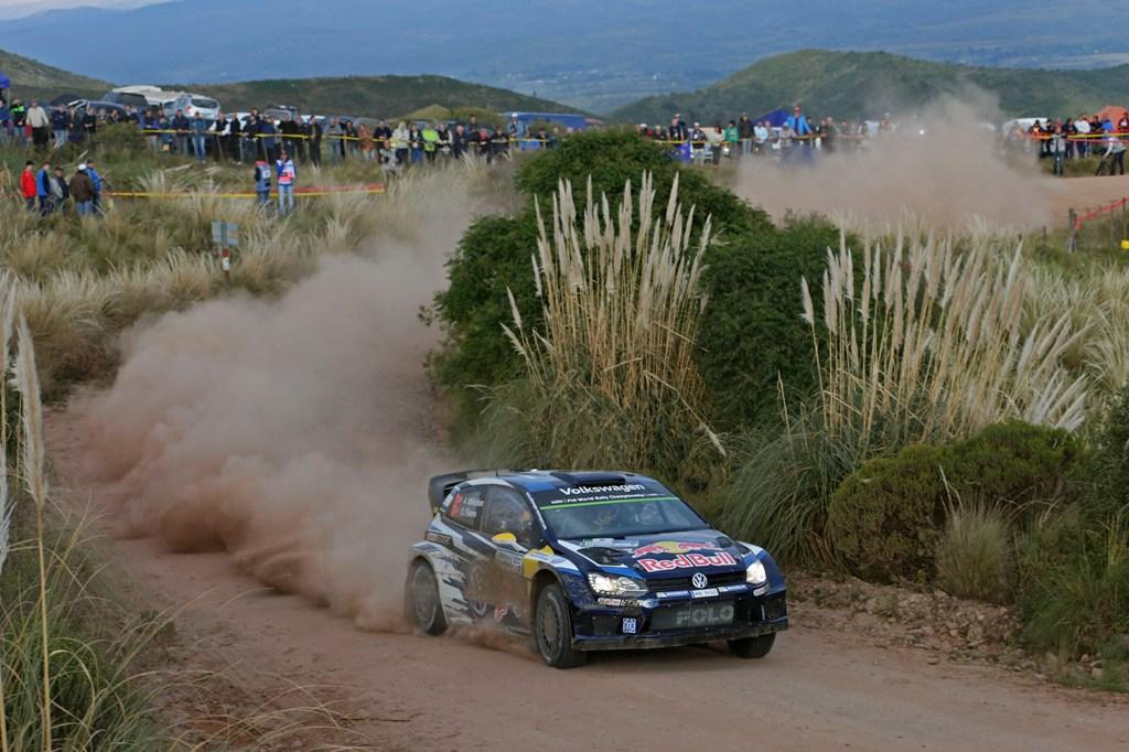 WRC, Rally Argentina 2015, Mikkelsen-Floene