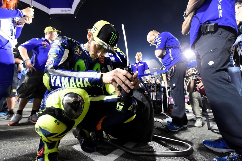 MotoGP, 2015, Valentino Rossi vuole vincere in Texas