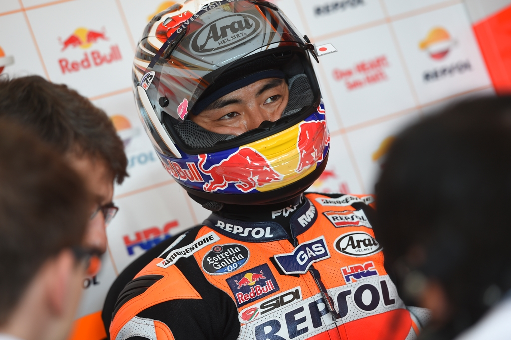 MotoGP 2015, Hiroschi Aoyama sostituirà ancora Dani Pedrosa