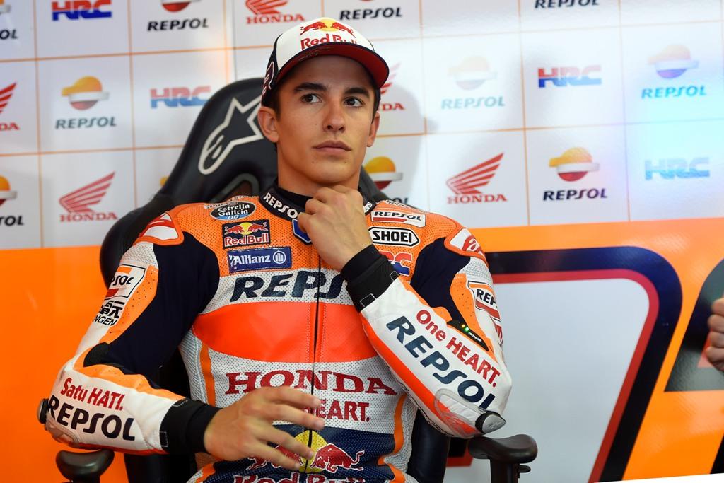 MotoGP 2015, Marc Marquez tenterà tutto a Jerez, oggi è solo quinto in classifica