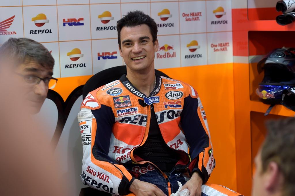 MotoGP 2015, Dani Pedrosa rientrerà a Le Mans per recuperare al meglio il suo braccio