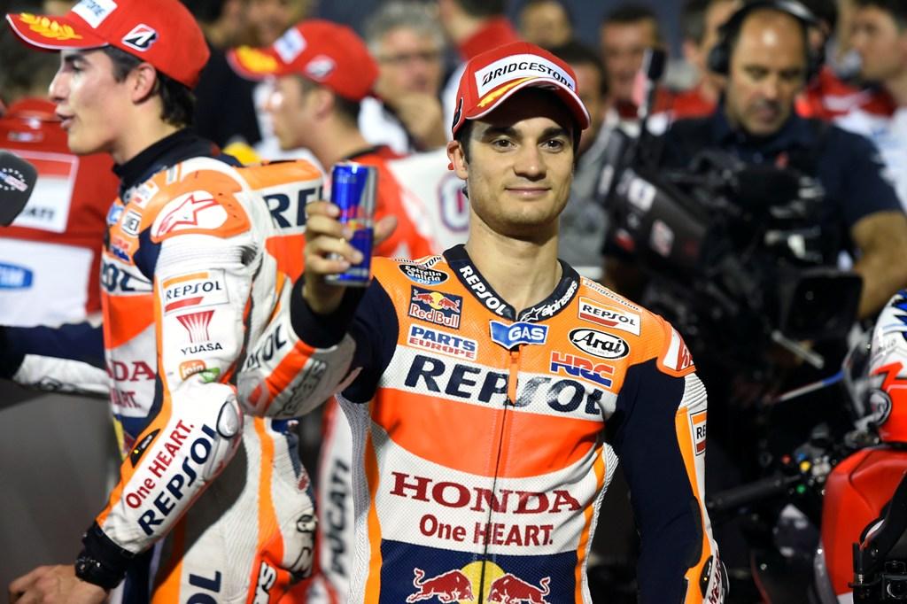 MotoGP 2015, Dani Pedrosa, Honda, salterà due GP per l'operazione al braccio