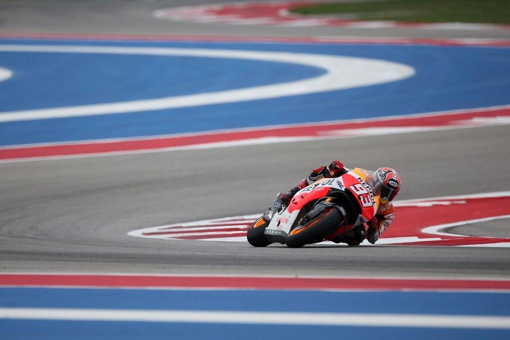 MotoGP, Marc Marquex ad Austin GP Americhe 2014