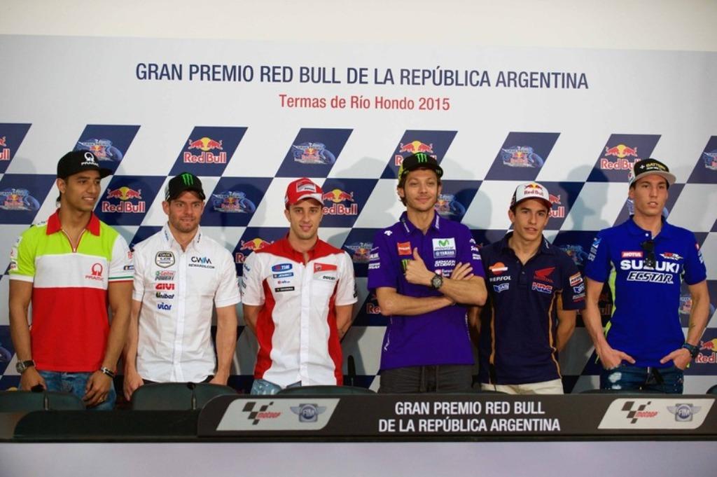 MotoGP 2015, la presentazione del GP di Argentina