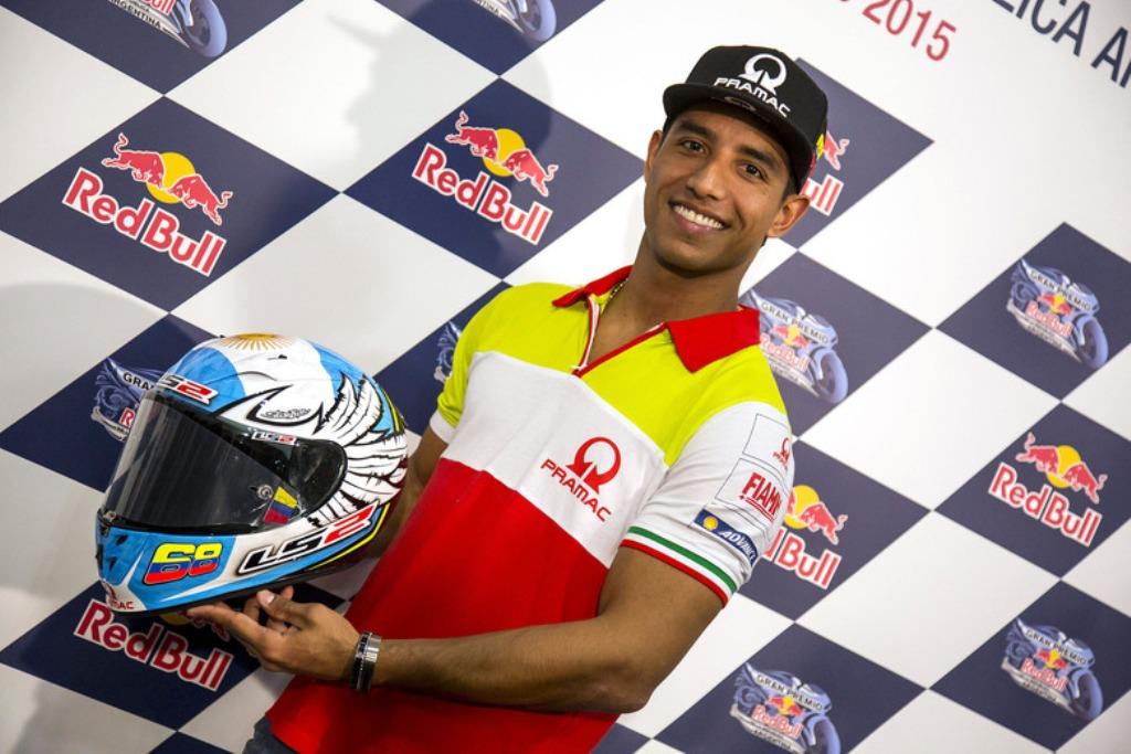 MotoGP, Yonny Hernandez
