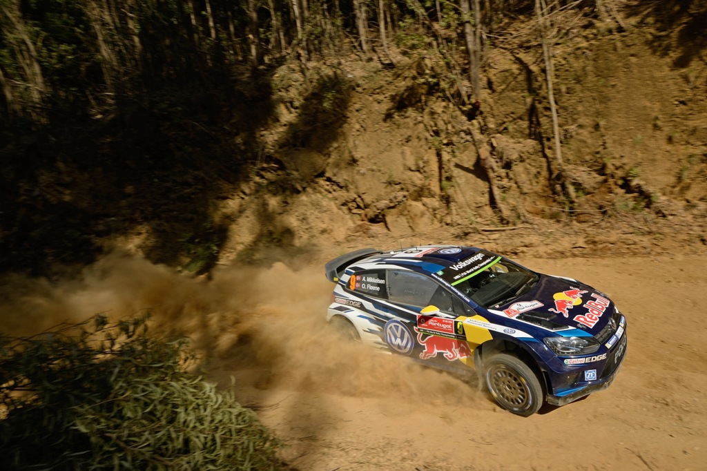 WRC Portogallo 2015, tripletta per VW dopo la disfatta in Argentina...
