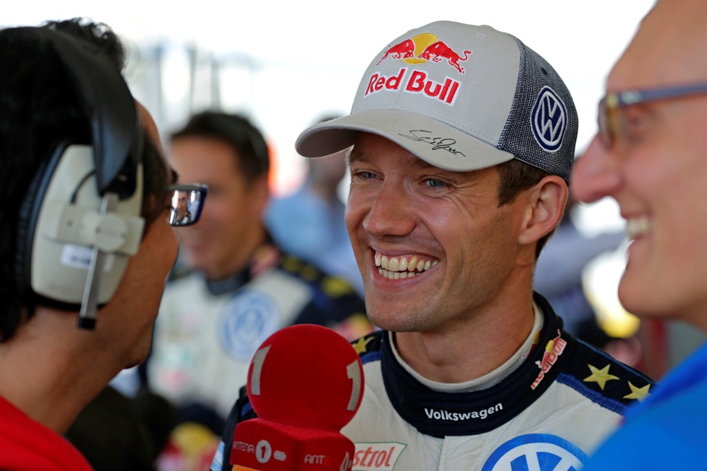 WRC Portogallo 2015, Sebastien Ogier, guida la classifica iridata