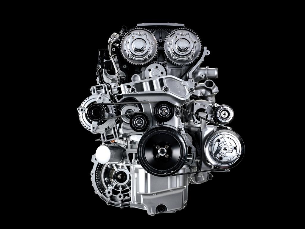 Alfa Romeo 4C, lato distribuzione