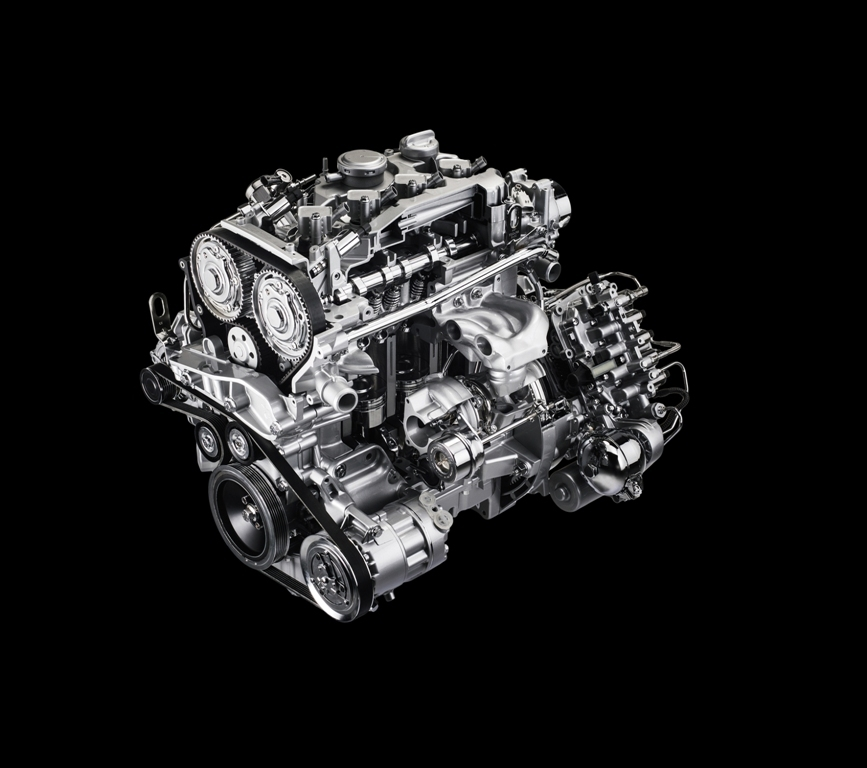 Il quattro cilindri della 4C, 240 Cv e 350 Nm di coppia
