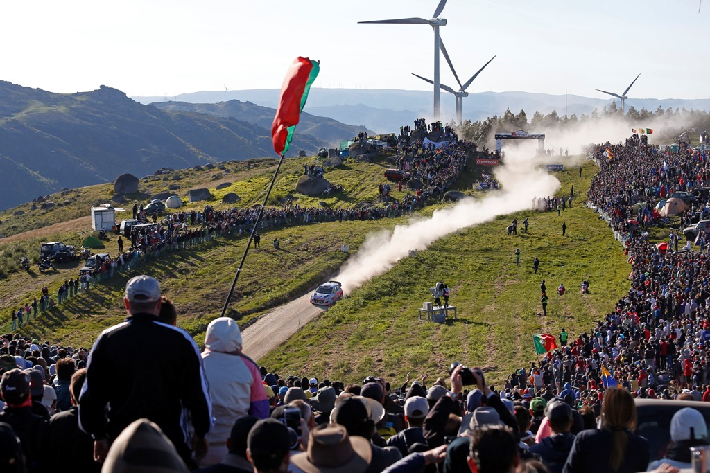 WRC Portogallo 2015, Thierry Neuville