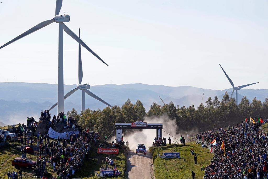 WRC Portogallo 2015, Dani Sordo